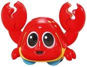 """Музикално раче - Бебешка играчка със светлинни и звукови ефекти от серията """"Ocean Explorers"""" -"""