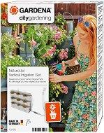 """Комплект за поливане на вертикални цветарници - Nature Up - От серията """"City Gardening"""""""