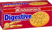 Бисквити с пълнозърнесто брашно - Digestive -
