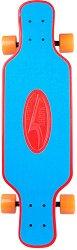 Лонгборд - Tempy - С пластмасова дъска с размери 79 х 22 cm -