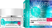 Eveline Hyaluron Clinic 50+ Lifting Cream Day Night - гел