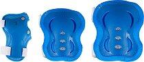 Комплект протектори - Azury - За китки, лакти и колена -