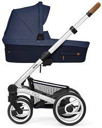 "Кош за новородено - Nio: North - Аксесоар за детска количка ""Nio"" -"