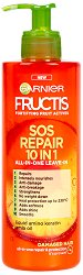 Garnier Fructis SOS Repair 10 in 1 Leave In - Крем без отмиване за суха и увредена коса 10 в 1 - маска