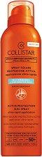 Collistar Active Protection Sun Spray - SPF 50+ - Слънцезащитен спрей за лице и тяло - продукт