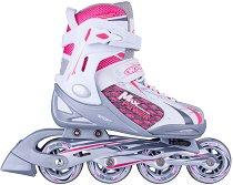 Детски ролери със светещи колела - Haasiko -
