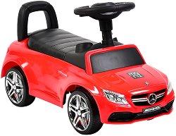 Детска кола за бутане - Mercedes C63 Coupe - играчка