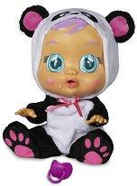 Cry Babies - Панди - Плачеща кукла бебе - детски аксесоар
