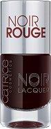 Catrice Noir Noir Lacquer - Лак за нокти в тъмни нюанси - гланц
