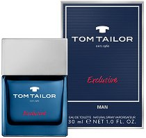 Tom Tailor Exclusive Man EDT - Парфюм за мъже -