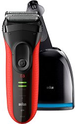 Braun Series 3 Shaver with Clean&Charge System 3050cc -