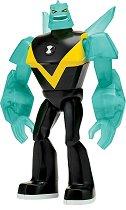 """Diamondhead - Голяма екшън фигура от серията """"Ben 10"""" - играчка"""