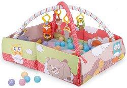 Активна гимнастика - Ginger - Комплект с топки за игра - продукт