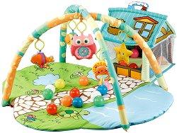Активна гимнастика - Happy Farm - Комплект с топки за игра -