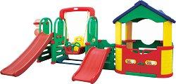 Детски център за игра - 5 в 1 -