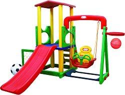 Детски център за игра - 4 в 1 -