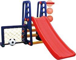 Детска пързалка - 3 в 1 -