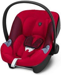 Бебешко кошче за кола - Aton M i-Size: Ferrari Racing Red - За бебета от 0 месеца до 13 kg - продукт
