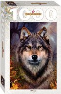 """Вълк - От колекция  """"Art"""" : Бент Шлик (Bente Schlick) -"""