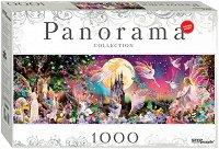 """Танцът на феите - панорама - От колекция """"Panorama"""" - пъзел"""