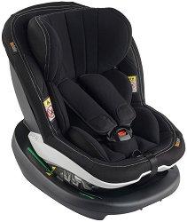 """Детско столче за кола - iZi Modular i-Size: Premium Car Interior Black - За """"Isofix"""" система и деца от 6 месеца до 18 kg -"""