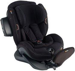 Детско столче за кола - iZi Plus X1: Premium Car Interior Black - За деца от 6 месеца до 25 kg -