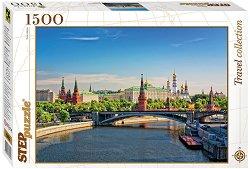 """Московски кремъл - От колекция  """"Travel"""" -"""