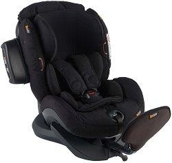 Детско столче за кола - iZi Plus X1: Fresh Black Cab - За деца от 6 месеца до 25 kg -