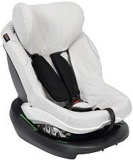 """Лятна калъфка - Glacier Grey - Аксесоар за детско столче за кола """"iZi Modular i-Size"""" -"""
