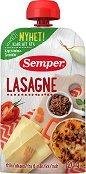 Semper - Пюре от лазаня - Опаковка от 120 g за бебета над 6 месеца -