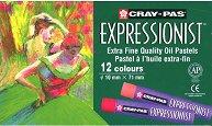 Маслени пастели - Cray-Pas Expressionist - Комплект от 12, 16 или 25 цвята