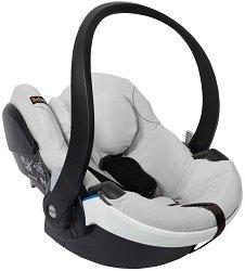 "Лятна калъфка - Glacier Grey - Аксесоар за детски столчета за кола ""iZi Go Modular"" и ""iZi Go X1"" -"