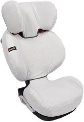 """Лятна калъфка - Glacier Grey - Аксесоар за детски столчета за кола """"iZi Up X3 Fix"""" -"""