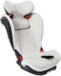 """Лятна калъфка - Glacier Grey - Аксесоар за детски столчета за кола """"iZi Flex Fix"""" -"""