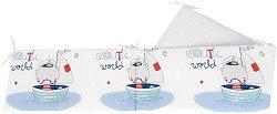Обиколник - Nautic - За легло с матрак 70 x 140 cm -