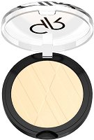 Golden Rose HD Powder - SPF 15 - Компактна пудра за лице - продукт