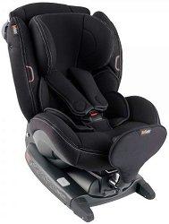 """Детско столче за кола - iZi Combi X4 ISOfix: Premium Car Interior Black - За """"Isofix"""" система и деца от 6 месеца до 18 kg -"""