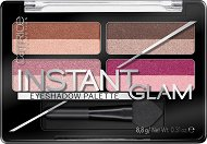 Catrice Instant Glam Eyeshadow Palette - Палитра с 8 цвята сенки за очи -