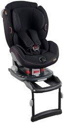 "Детско столче за кола - iZi Comfort X3 ISOfix: Premium Car Interior Black - За ""Isofix"" система и деца от 9 до 18 kg -"