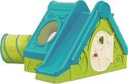 Детски център 3 в 1 - Funtivity - Размери 240 / 174 / 104 cm - играчка