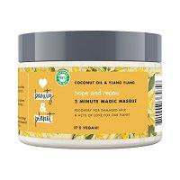 """Love Beauty and Planet Hope and Repair 2 Minute Magic Masque - Възстановяваща маска за увредена коса от серията """"Coconut Oil & Ylang Ylang"""" -"""