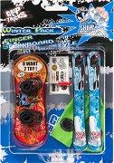 Играчка за пръсти - Сноуборд и ски за каскади - играчка