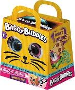 Коте изненада - Baggy Buddies - играчка