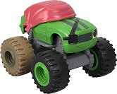 """Пикъл пират - Пластмасова количка от серията """"Пламъчко и машините"""" - количка"""