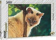 """Синеока котка - От колекция """"Animal"""" - пъзел"""