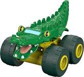 """Алигатор - Количка от серията """"Пламъчко и машините"""" - количка"""