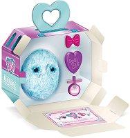 Fur Balls - Спаси животинче в син цвят - Плюшена играчка изненада и аксесоари -