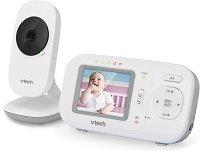 Дигитален видео бебефон - VM2251 - С температурен датчик, нощно виждане и възможност за обратна връзка -