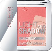 Catrice Light And Shadow Contouring Blush - Двуцветен руж за контуриране - очна линия