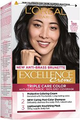 L'Oreal Excellence Creme Triple Care Color - балсам